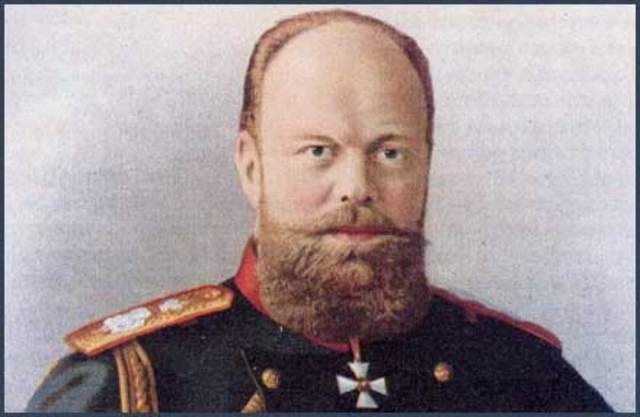 The Death Czar Alexander III