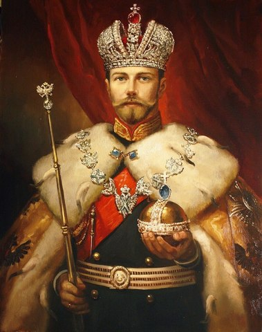 The New Czars of Russia