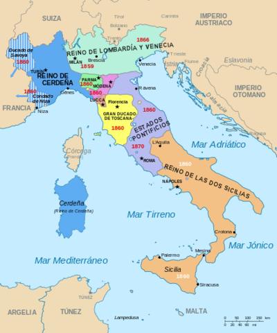 Revoluciones Liberales 1848 (continuación)