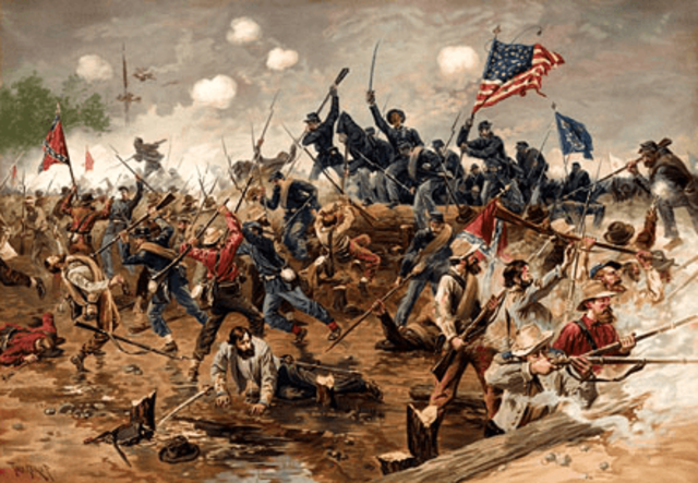 Guerra Civil Estados Unidos (continuación)