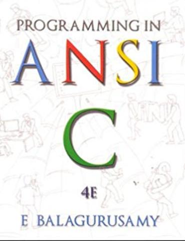 ANSI C