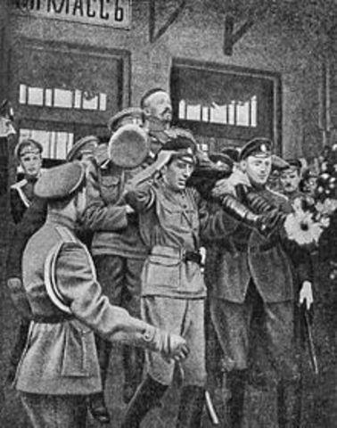The Kornilov Affair (September 4-9 NS)