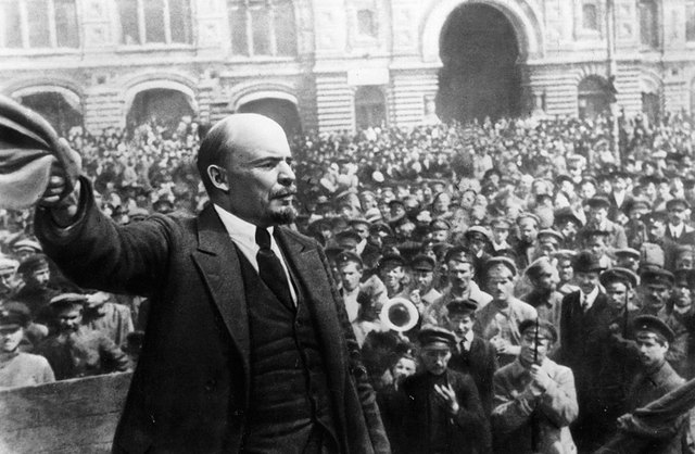 The October Revolution (November 7 NS)