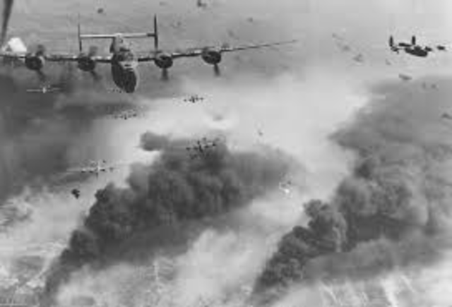 Bombing Campaign