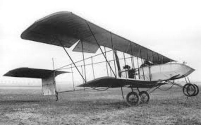 The First Airplane was Invented