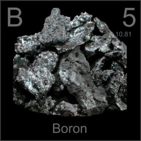 Boor (B)