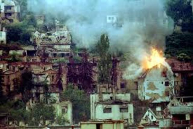 Sarajevo Attacked