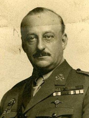 Golpe de estado de Miguel Primo de Rivera e inicio de la dictadura militar en españa.