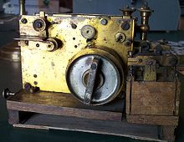 Morsetelegraph