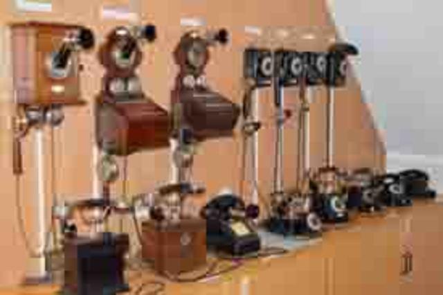 Automatisches Telefonvermittlungssystem