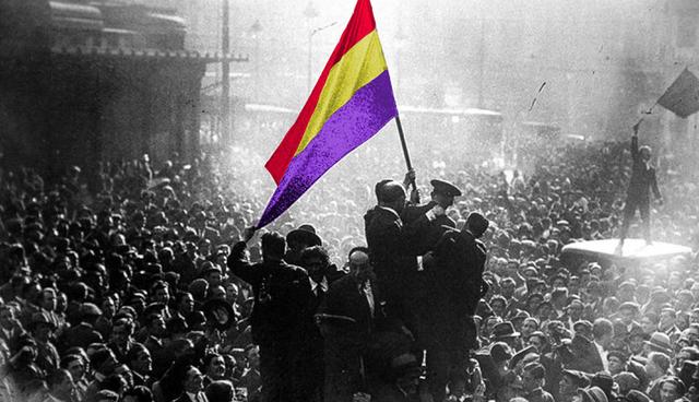Se proclama la Segunda República Española