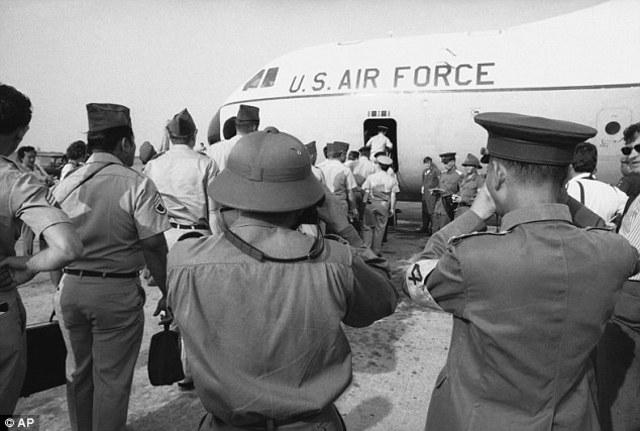 U.S. Leaves Vietnam