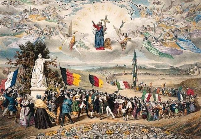 Revoluciones Liberales 1848