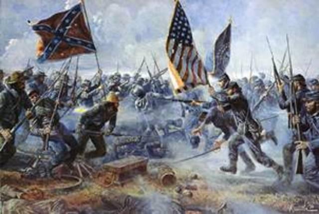 Guerra Civil Estados Unidos