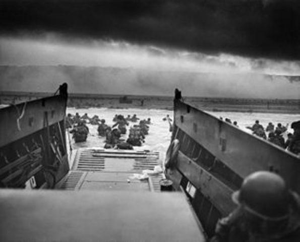 D-Day-Europe WW2
