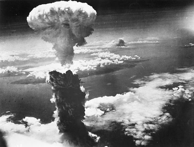 Bombing of Nagasaki- Pacific WW2