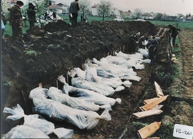 Results of Bosnian war