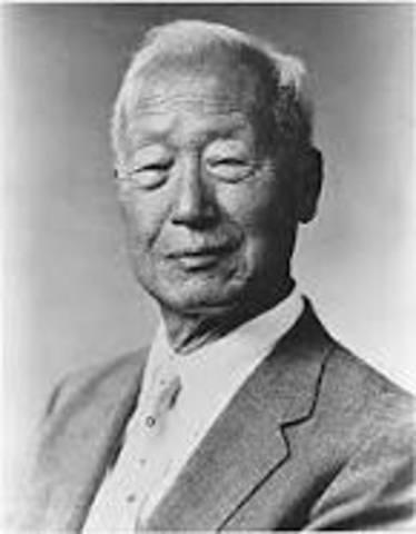 Syngman Rhee orders executions