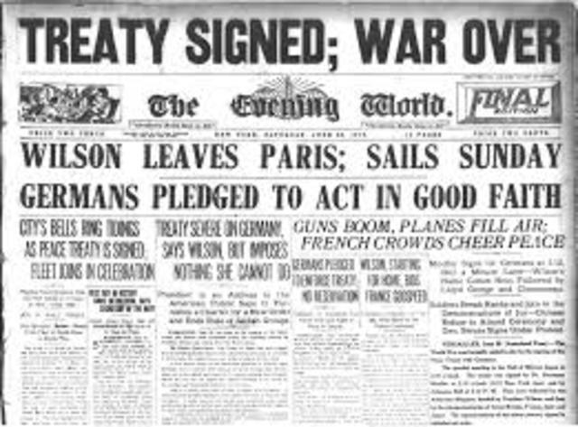 Treaty of Versitiles