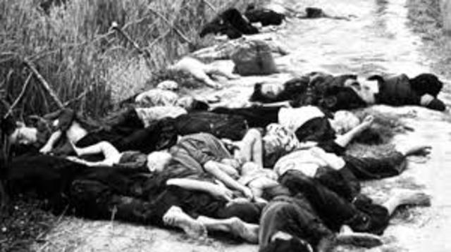 Vietnam- My Lai Massacre