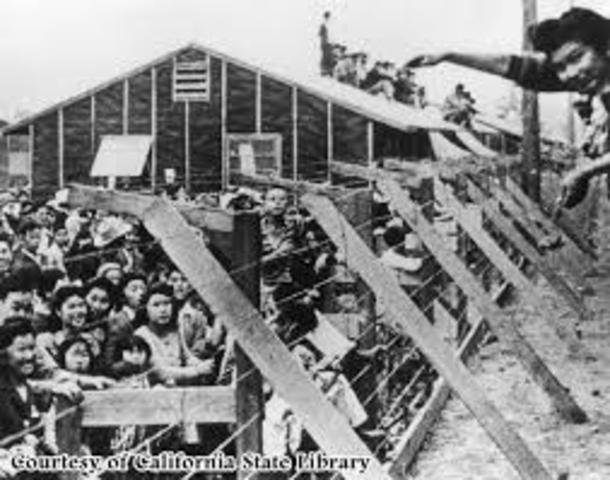 Japanese-American intern. camps