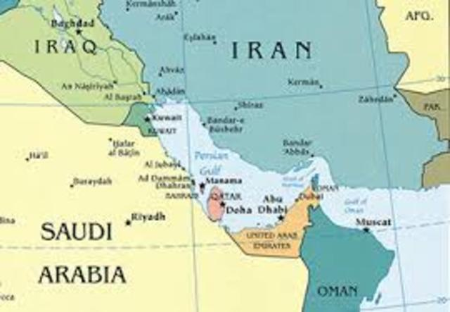 Persian Gulf- Saudi Arabia