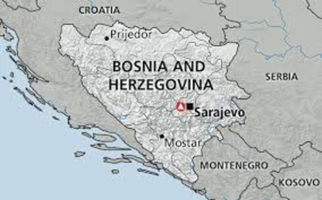 Bosnia- Independence