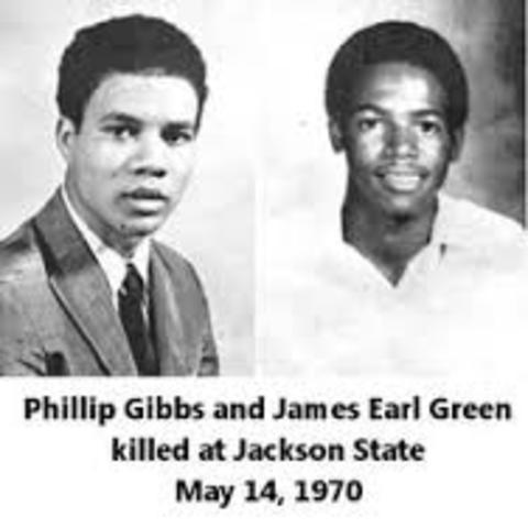 Jackson State killing