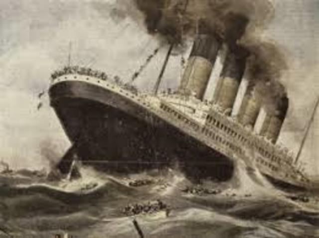 WW1- Lusitania
