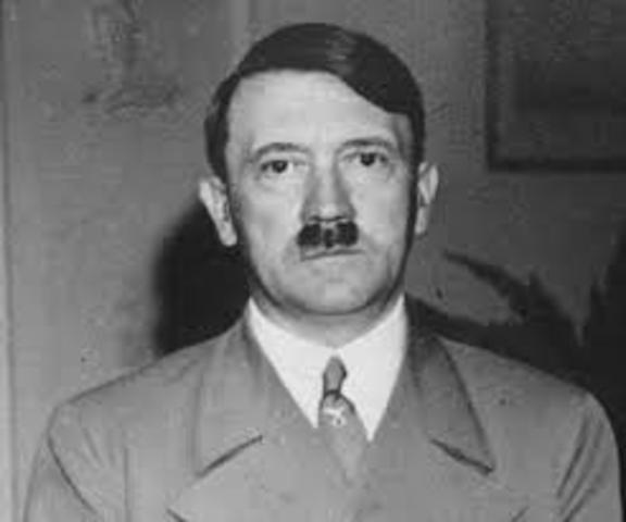 WW2 Europe- Hitler has Power
