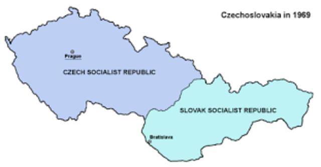WW2 Europe- Czechoslovakia