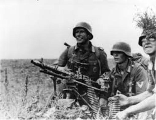 WW2 Europe- Romania
