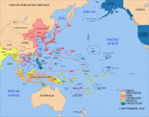 WW2 Pacific- War
