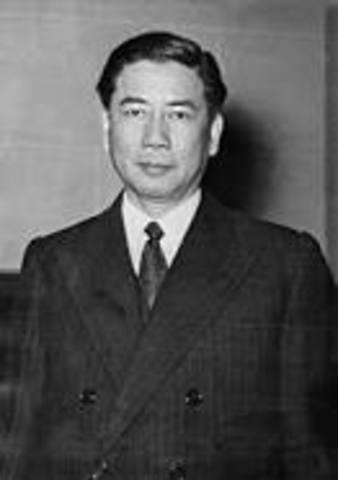 "Ngo Dinh Diem wins ""election"""