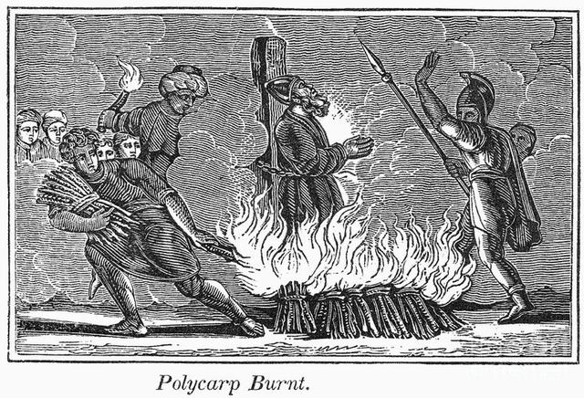 Polycarp's Death