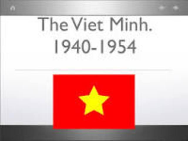 Ho Chi Minh Forms Viet Minh