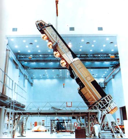 American KH-9 Spy Satellites