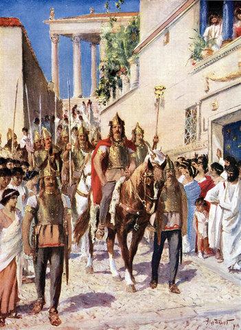 The Visigoths