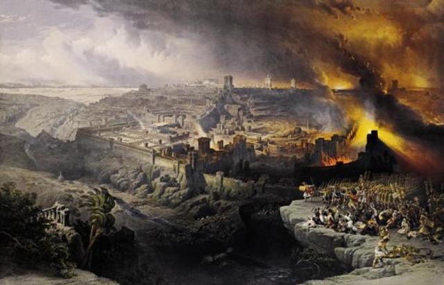 The Destruction of Jerusalem