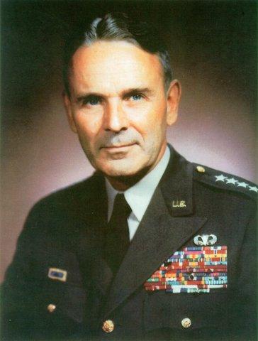 JFK sends General to Vietnam