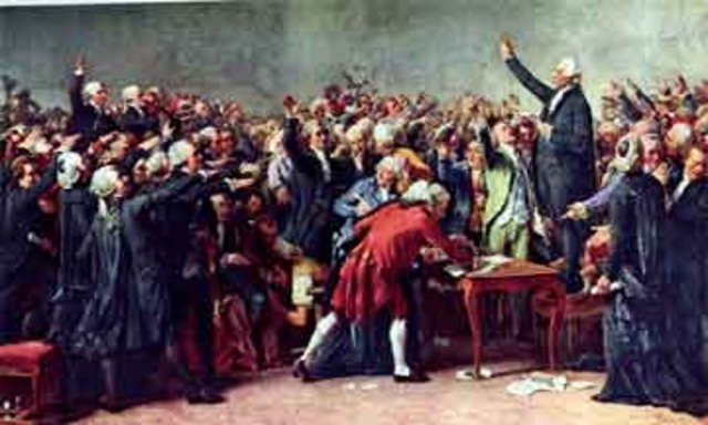 Louis XVI Calls the Estates General 1