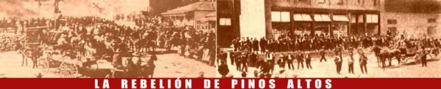movimiento de Pinos Altos