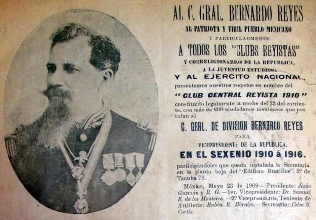 Ley de Bernardo Reyes