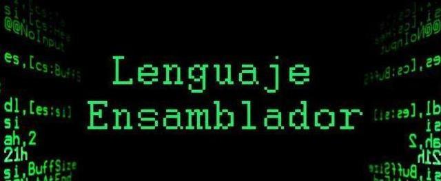 Lenguaje Ensamblador