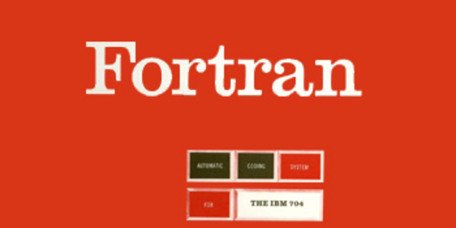 Lenguaje Fortran