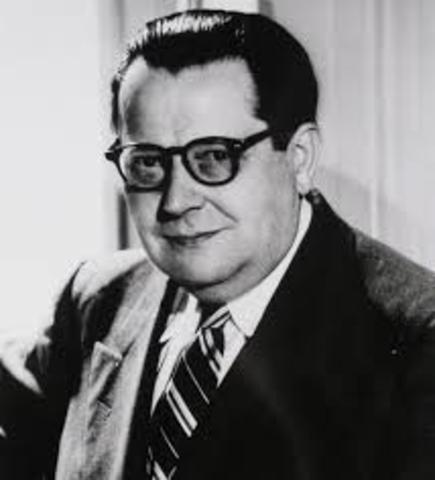1er Autor Contemporaneo: KARL LUDWIG VON BERTALANFFY