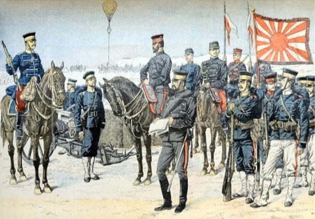 Japón declara la guerra a Alemania.