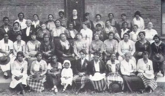 First National Federation of Black Women's clubs.