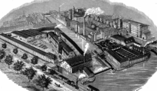 Lowell Mill