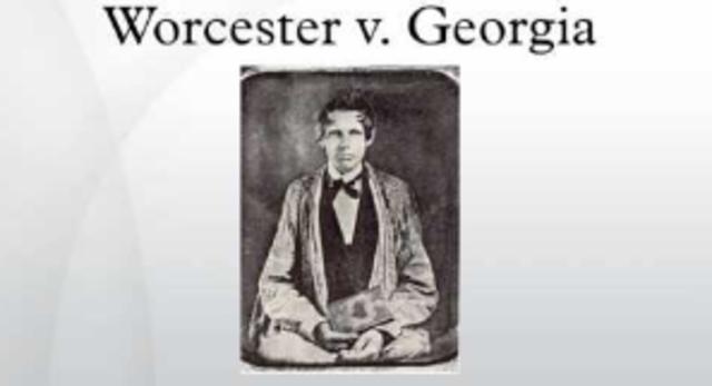 Worcester vs. Georgia